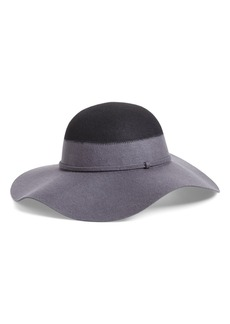 Nordstrom Colorblock Floppy Hat
