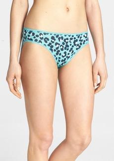 Nordstrom Cotton Blend Bikini
