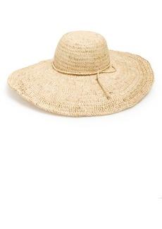 Nordstrom 'Crochete' Raffia Sun Hat