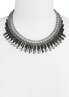 Nordstrom Crystal Collar Necklace