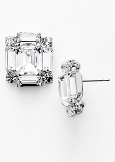 Nordstrom Crystal Stud Earrings