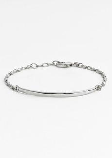 Nordstrom Curved ID Plate Bracelet