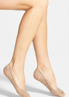 Nordstrom Cushioned Lace Liner Socks (3 for $15)