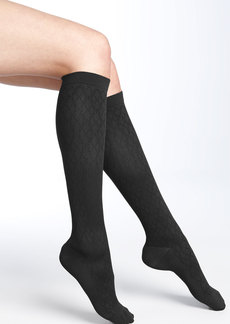 Nordstrom 'Diamond' Compression Trouser Socks