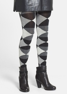 Nordstrom Diamond Sweater Tights