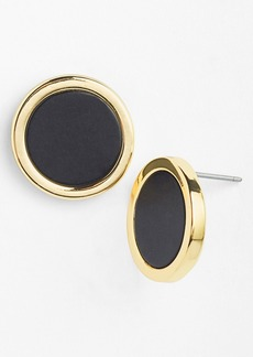 Nordstrom Disc Stud Earrings