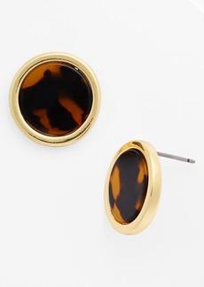 Nordstrom Disc Stud Earrings
