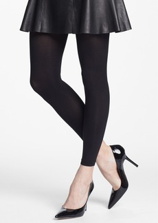 Nordstrom 'Everyday' Opaque Footless Tights (2 for $24)