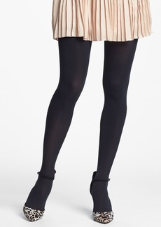 Nordstrom 'Everyday' Opaque Tights (Regular & Plus Size)