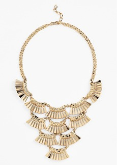 Nordstrom 'Fanfare' Bib Necklace