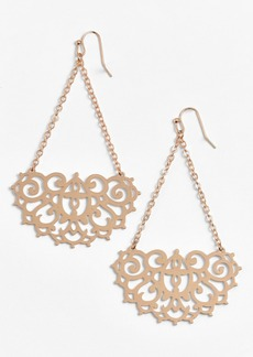 Nordstrom Filigree Chandelier Earrings