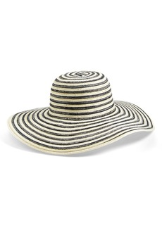 Nordstrom Floppy Straw Hat