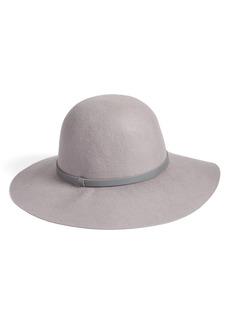 Nordstrom Floppy Wool Hat