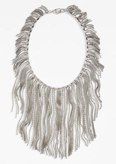 Nordstrom Fringe Necklace