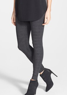 Nordstrom 'Go Out' Metallic Leggings