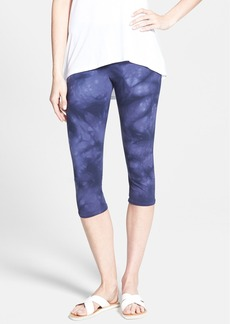 Nordstrom 'Go To' Print Capri Leggings