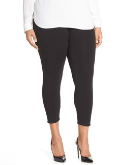 Nordstrom 'Go-To' Skimmer Leggings (Plus Size)