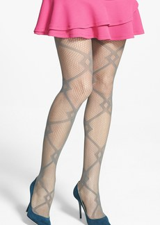 Nordstrom 'Graphic Chain' Tights