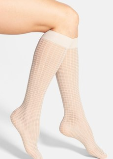 Nordstrom Graphic Trouser Socks