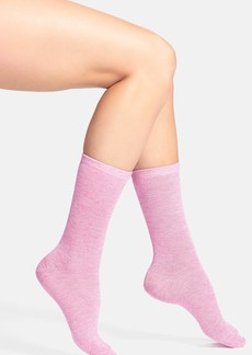 Nordstrom Heather Crew Socks