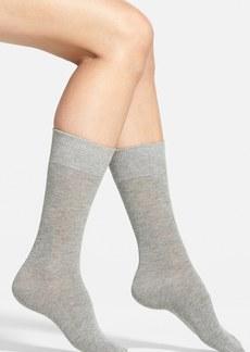 Nordstrom Heathered Crew Socks