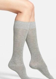 Nordstrom Heathered Knee High Socks