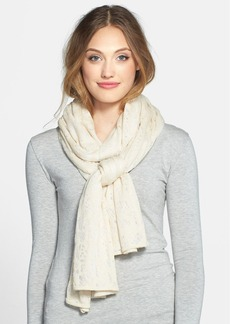 Nordstrom Lace Burnout Wrap