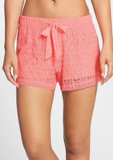 Nordstrom Lace Sleep Shorts