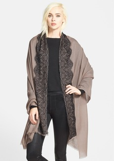 Nordstrom Lace Trim Wrap