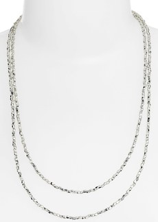 Nordstrom 'Layers of Love' Extra Long Bead Necklace
