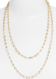 Nordstrom 'Layers of Love' Extra Long Link Necklace