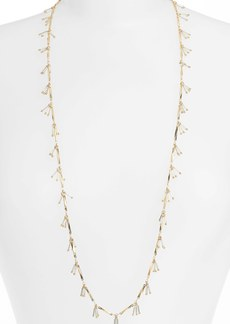 Nordstrom 'Layers of Love' Fringe Necklace