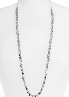 Nordstrom 'Layers of Love' Long Charm Necklace