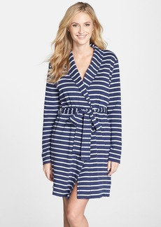 Nordstrom 'Lazy Mornings' Cotton Robe