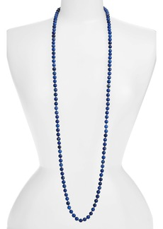 Nordstrom Long Semiprecious Necklace
