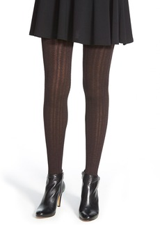Nordstrom 'Love' Cable Knit Tights