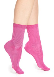 Nordstrom 'Luster' Crew Socks