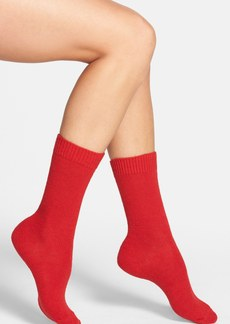 Nordstrom 'Luxury' Crew Socks