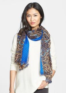 Nordstrom 'Marais Medallion' Wool Scarf