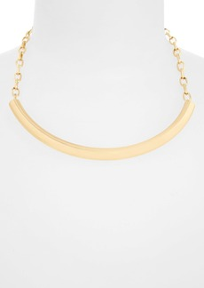 Nordstrom Metal Bar Statement Necklace