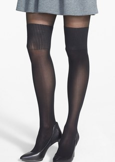 Nordstrom Mock Over the Knee Tights