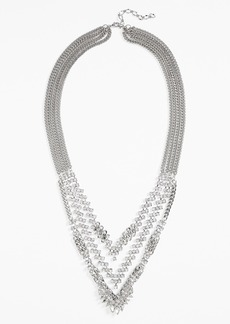 Nordstrom Multistrand Frontal Necklace