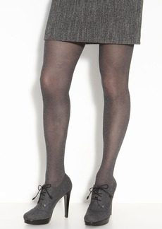 Nordstrom Opaque Heather Control Top Tights