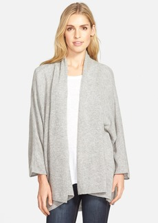 Nordstrom Open Front Cashmere Cardigan