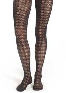 Nordstrom Open Knit Sweater Tights