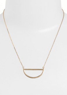 Nordstrom Open Pendant Necklace