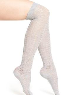 Nordstrom Openwork Over the Knee Socks