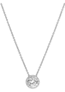 Nordstrom Pavé Pendant Necklace