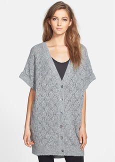Nordstrom Pointelle Knit Cardigan