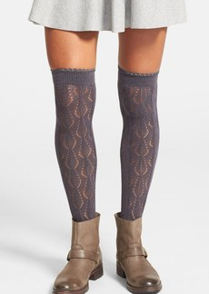 Nordstrom Pointelle Over The Knee Socks